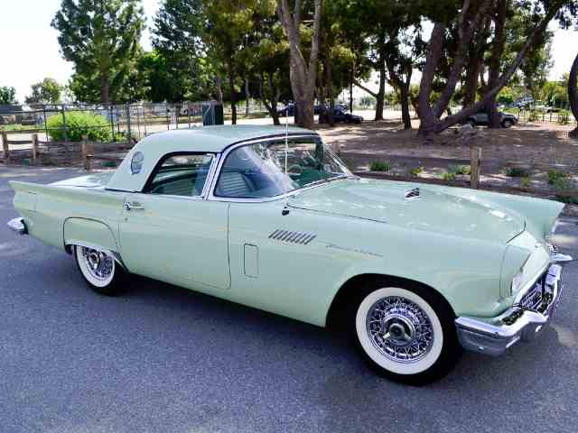 1957 Ford Thunderbird | 1003757