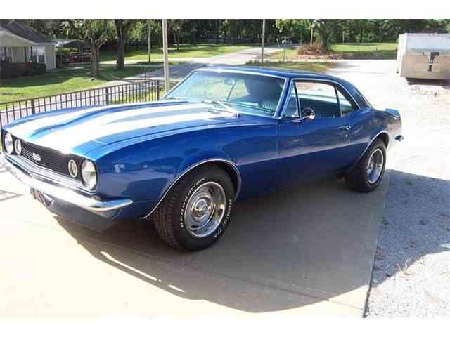 1967 Chevrolet Camaro | 1003766
