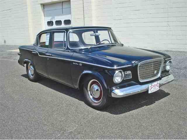1960 Studebaker Lark   1003776