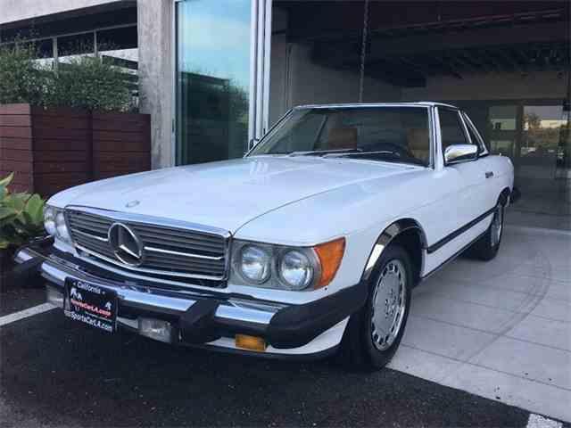 1988 Mercedes-Benz 560 | 1003779