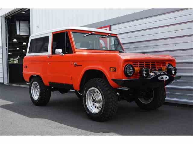 1972 Ford Bronco | 1003782