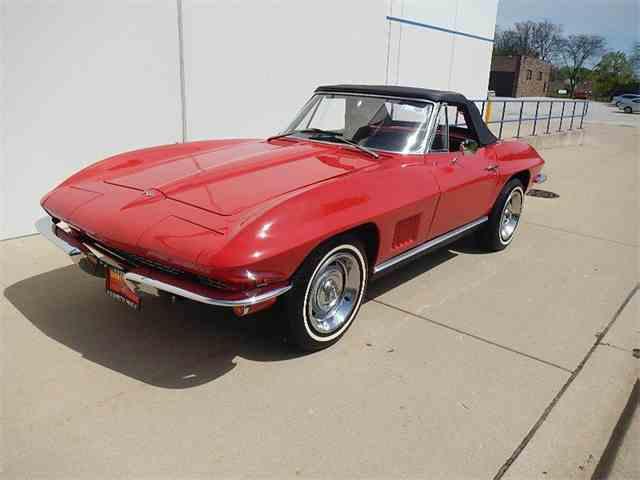 1967 Chevrolet Corvette | 1003783