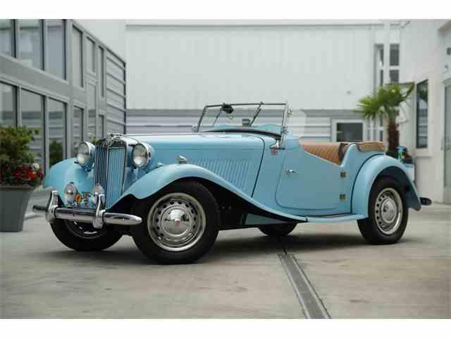 1951 MG TD | 1003789