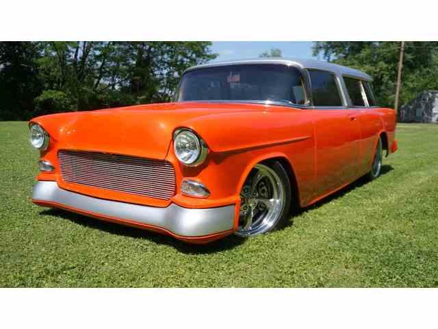 1955 Chevrolet Nomad | 1003794
