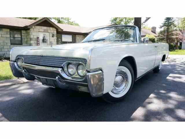 1961 Lincoln Continental | 1003796