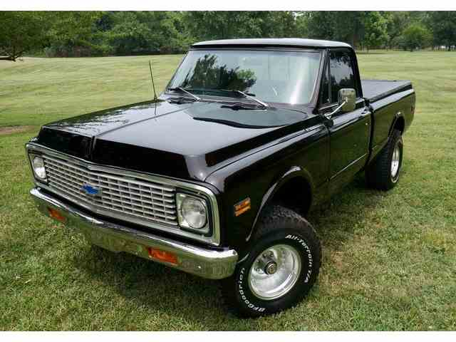 1972 Chevrolet K-10 | 1003798