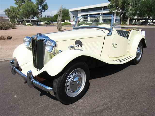 1952 MG TD | 1003800