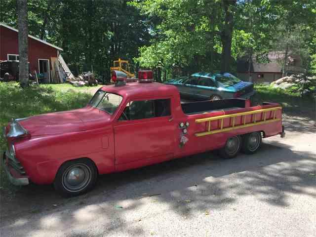 1950 Crosley Fire Truck | 1003820