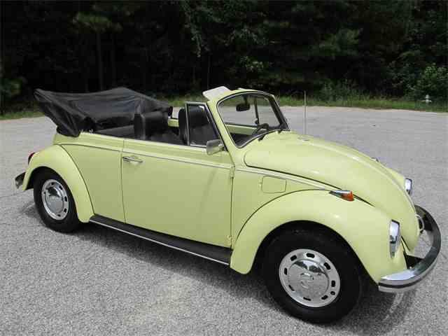 1968 Volkswagen Beetle | 1003821