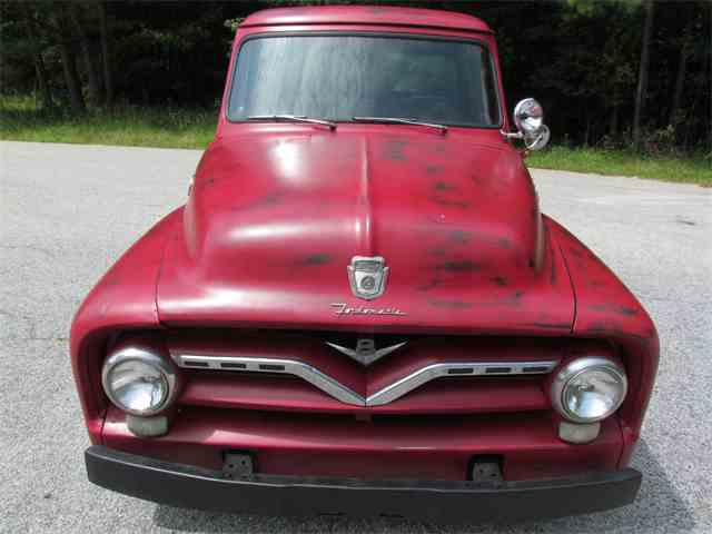 1955 Ford F100 | 1003823