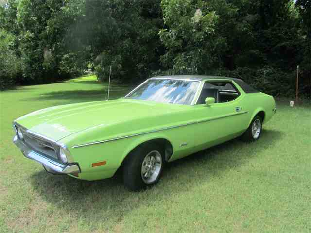 1971 Ford Mustang | 1003826