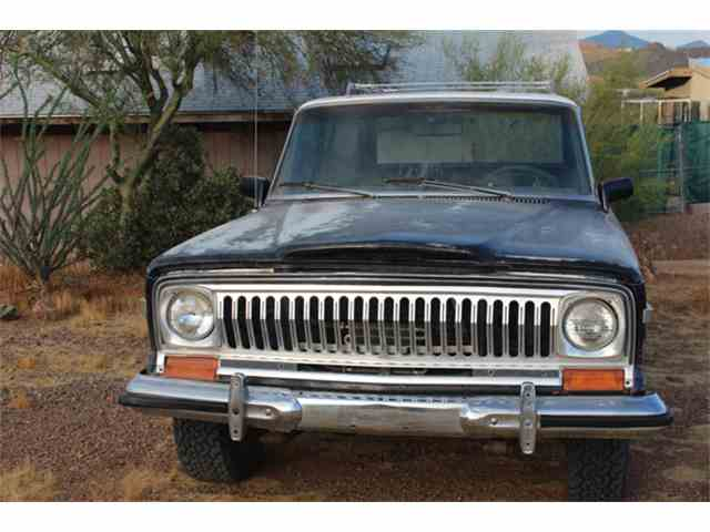 1975 Jeep Cherokee Chief | 1003832