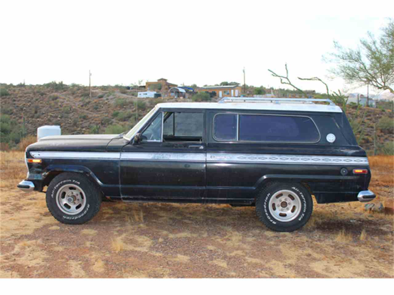 1975 Jeep Cherokee Chief for Sale | ClassicCars.com | CC ...