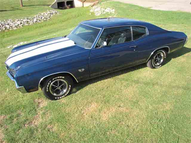 1970 Chevrolet Chevelle SS | 1003835