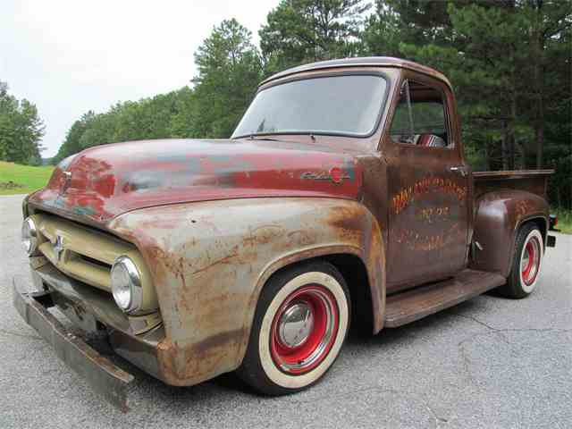 1954 Ford F100 | 1003838