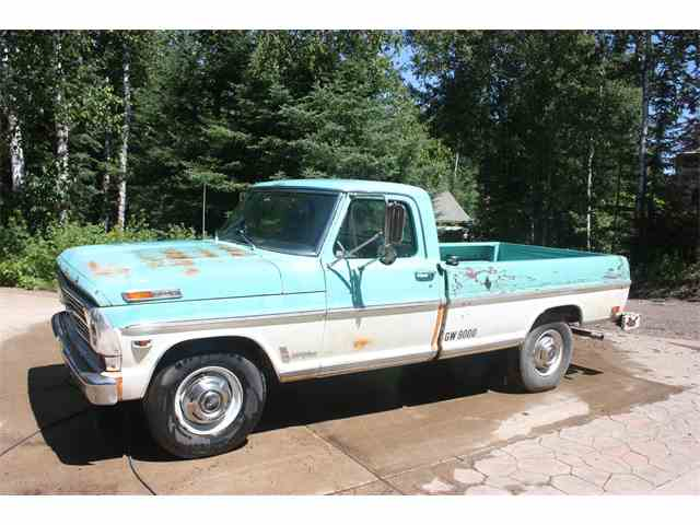 Picture of '68 Ford F250 located in Duluth Minnesota - $10,900.00 Offered by a Private Seller - LIKH