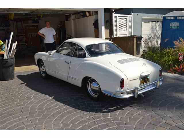 1965 Volkswagen Karmann Ghia | 1003848