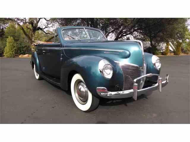 1940 Mercury Eight   1003863