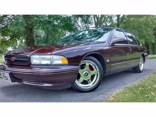 1995 Chevrolet Impala SS | 1000387