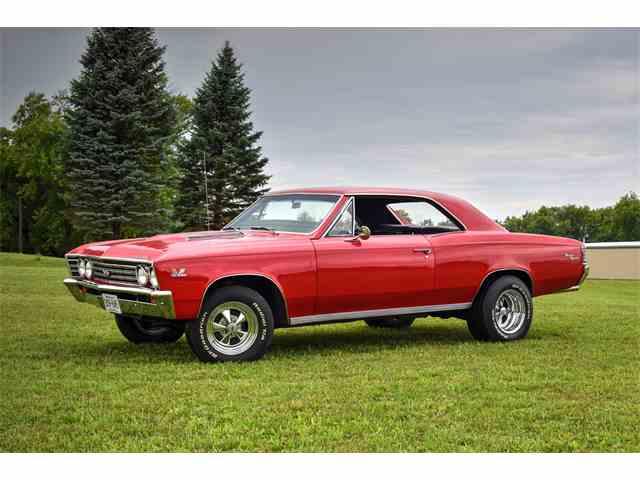 1967 Chevrolet Chevelle | 1003896