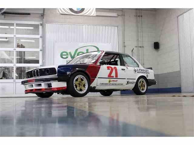 1987 BMW 3 Series   1003911