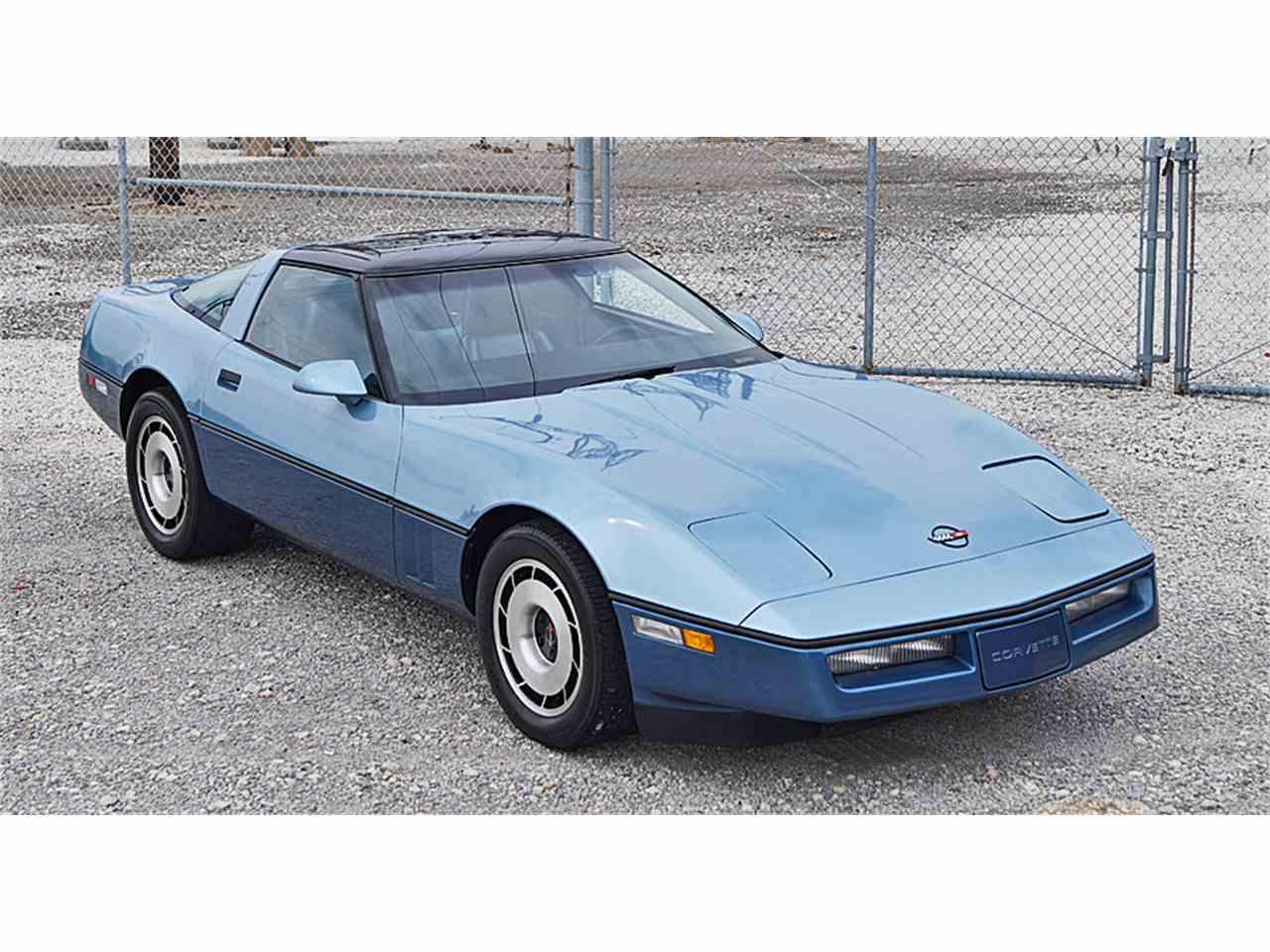 1985 Chevrolet Corvette for Sale - CC-1000392
