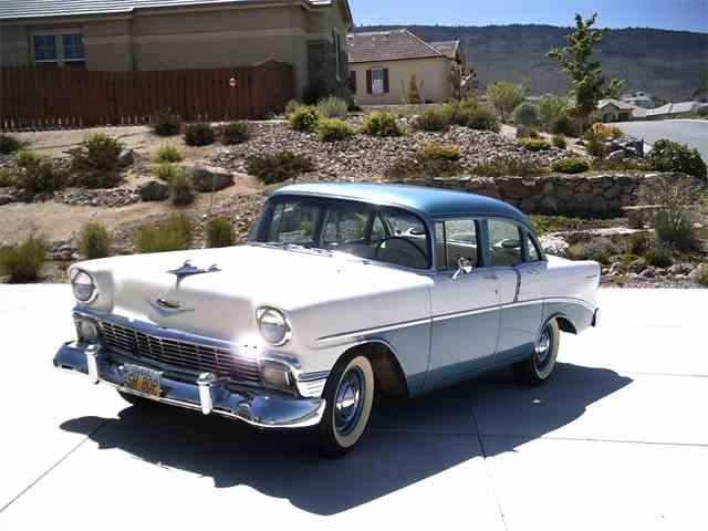 1956 Chevrolet 210 | 1000393