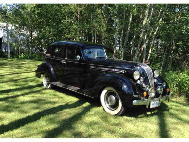 1937 Hudson 4-DR | 1003932