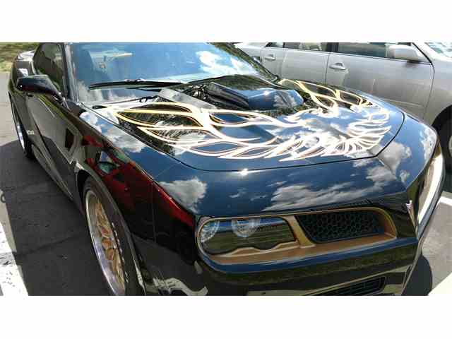 2015 Pontiac Firebird Trans Am | 1003939
