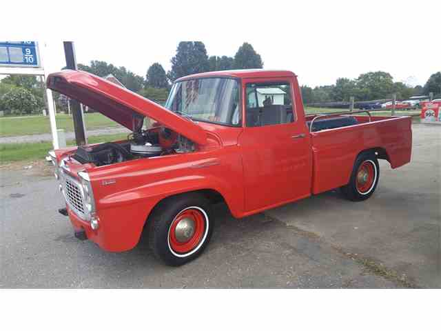 1960 International B100 Pickup | 1003940