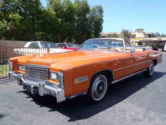 Picture of '75 Eldorado - LINA