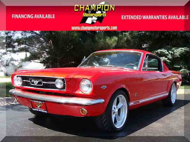 1966 Ford Mustang GT | 1003945