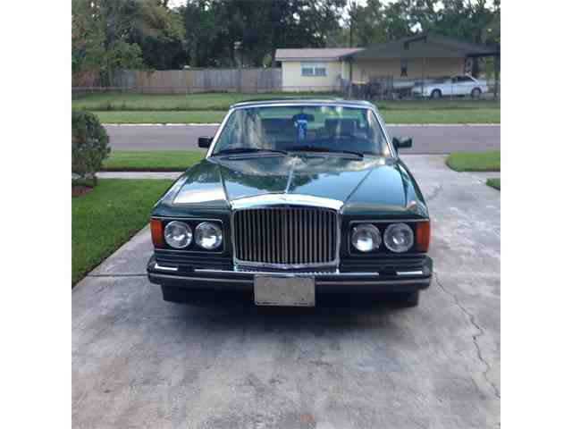 1989 Bentley Mulsanne S | 1003948