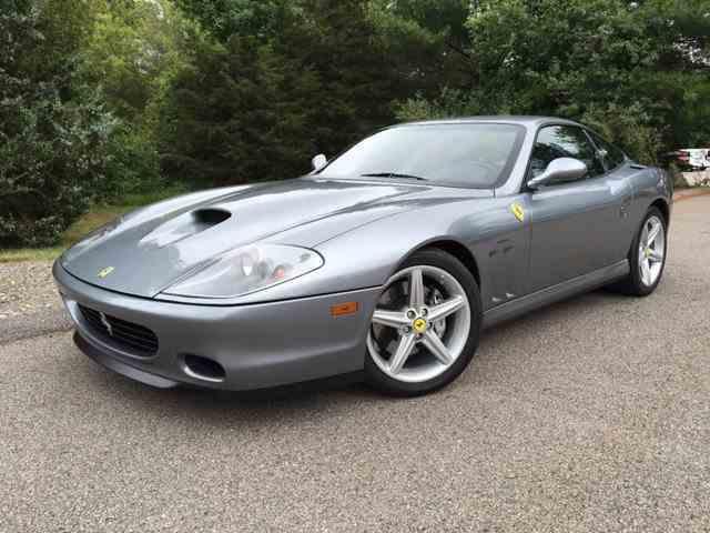 2002 Ferrari 575M Maranello | 1003958