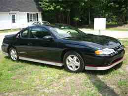 2002 Chevrolet Monte Carlo SS for Sale - CC-1000396