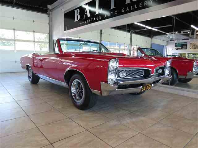1967 Pontiac GTO | 1003976