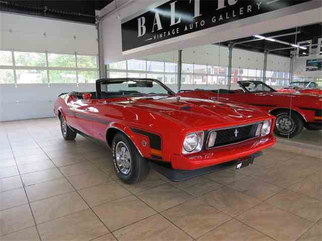 1973 Ford Mustang | 1003979