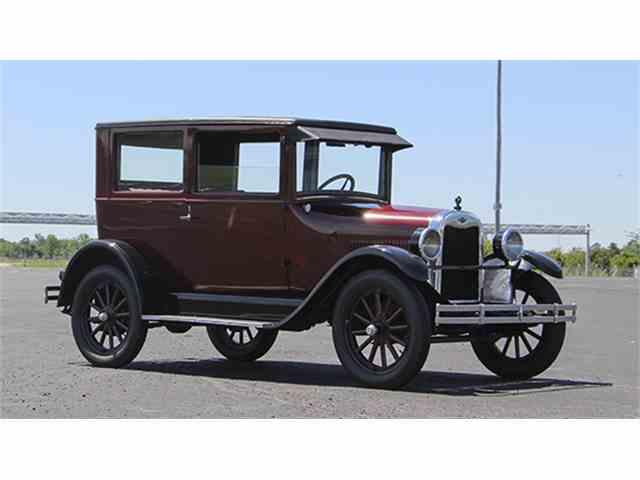 1926 Chevrolet Pickup   1003991