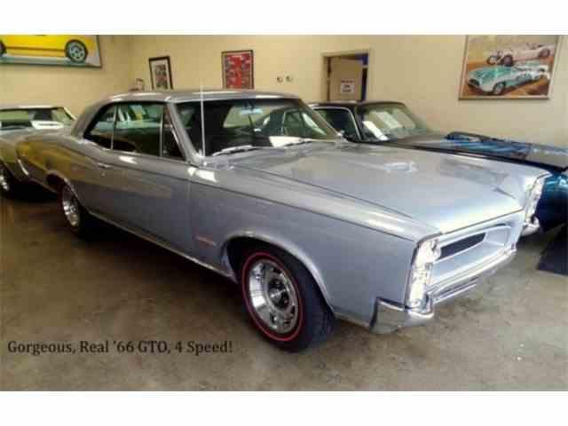 1966 Pontiac GTO | 1003993