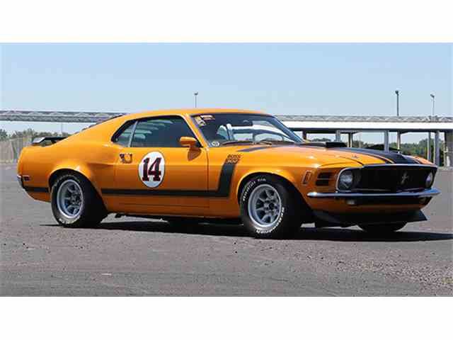 1970 Ford Mustang | 1004001