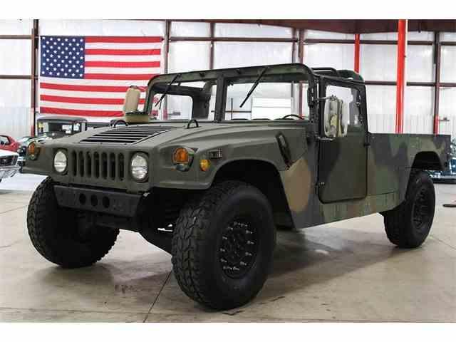 1989 Hummer H1   1004002