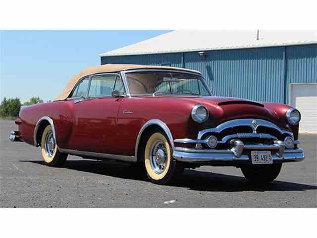 1953 Packard Caribbean   1004007