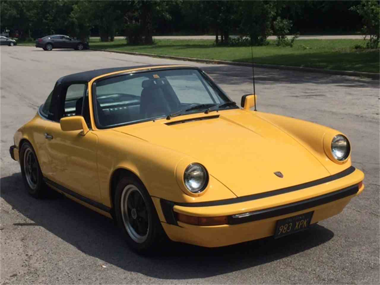 1976 porsche 911 for sale cc 1000401. Black Bedroom Furniture Sets. Home Design Ideas