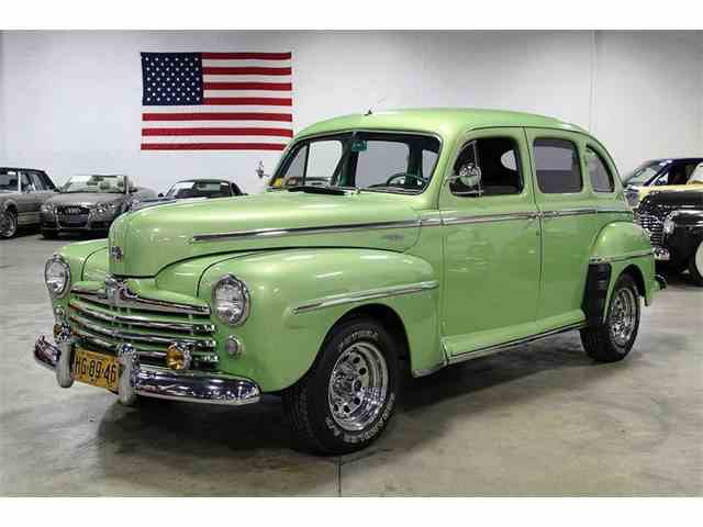 1947 Ford Super Deluxe | 1004015