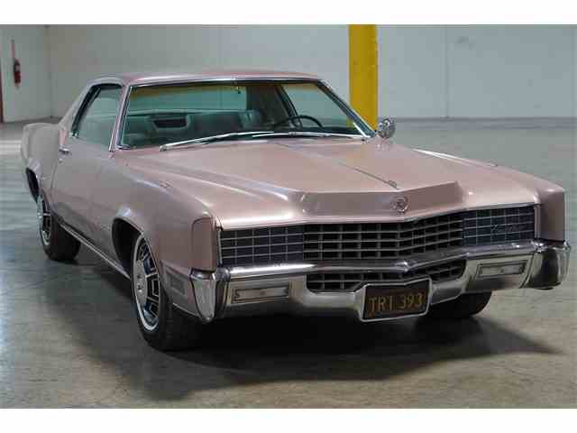 1967 cadillac eldorado for sale on 3 available. Black Bedroom Furniture Sets. Home Design Ideas