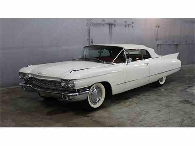 1960 Cadillac Series 62 | 1004021