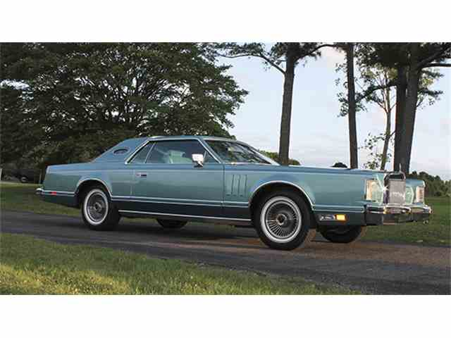 1979 Lincoln Continental Mark V | 1004031