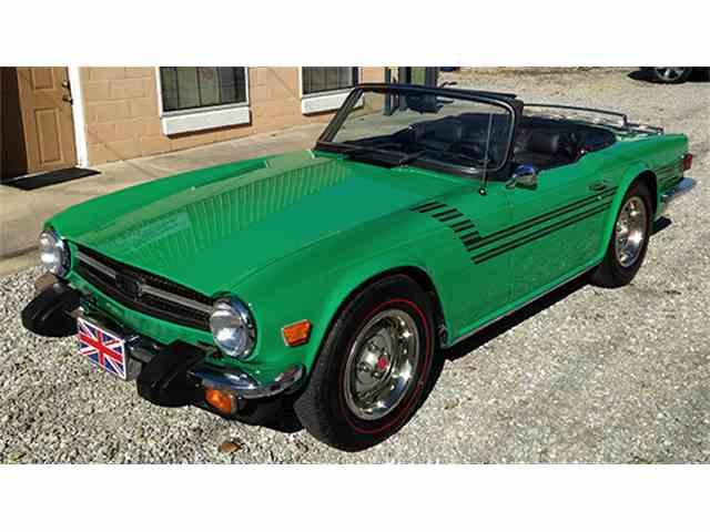 1976 Triumph TR6 | 1004040