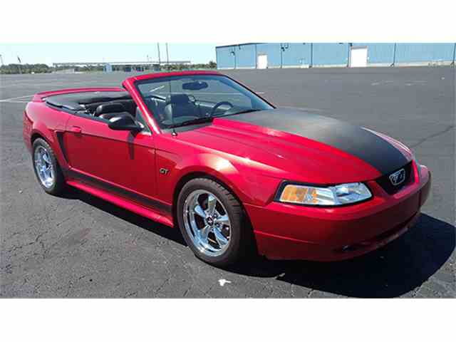 2000 Ford Mustang | 1004043