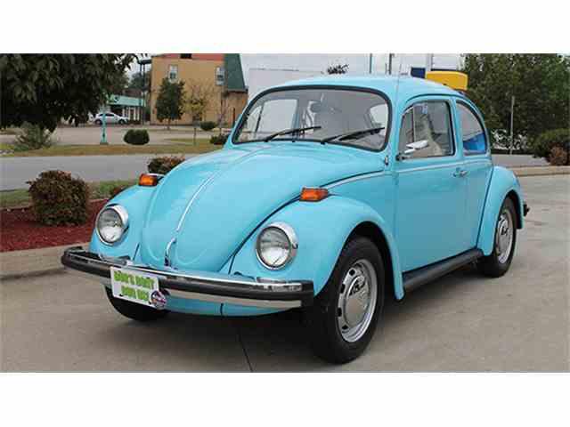 1975 Volkswagen Beetle | 1004052